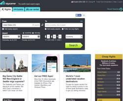 Skyscanner Discount Codes