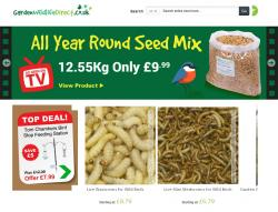 Garden Wildlife Direct Discount Codes