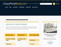 Crazy Price Beds Discount Codes