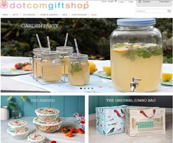 Dotcom Gift Shop Discount Codes