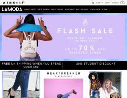 La Moda Discount Codes