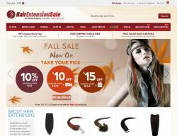 Hair Extension Sale Discount Codes
