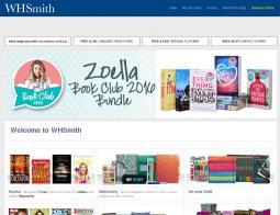 Whsmith Promo Codes