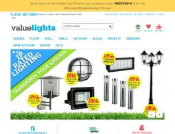 Value Lights Discount Codes