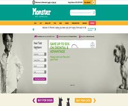Monster Pet Supplies Promo Codes