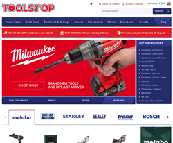 Toolstop Discount Codes