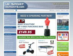 UK Sport Imports