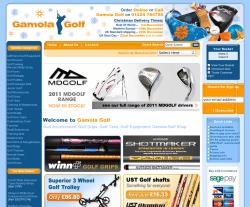 Gamola Golf Voucher Codes