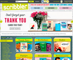 Scribbler Discount Codes