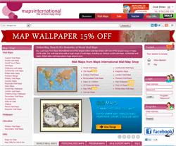 Maps International Discount Codes