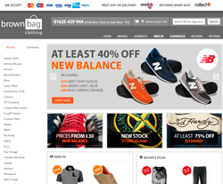 Brown Bag Clothing Discount Codes