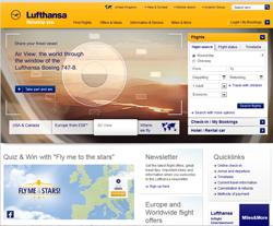 Lufthansa Discount Codes