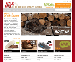 Walktall Discount Codes