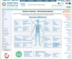 Express Chemist Voucher Codes