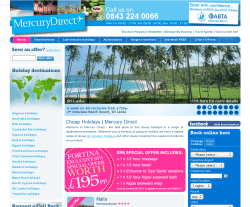Mercury Direct Discount Codes