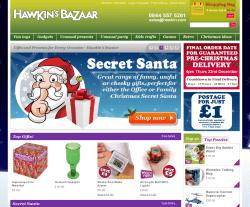 Hawkin's Bazaar Voucher Codes