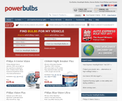 Power Bulbs Discount Codes