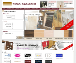 Wooden Blinds Direct