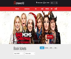 Cineworld Discount Codes