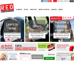 Red Driving School Promo Codes