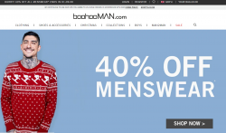 Boohooman Discount Codes