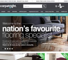 Carpetright Voucher Codes