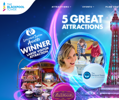 The Blackpool Tower Discount Codes