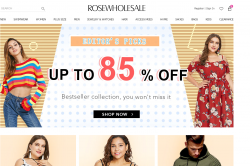 Rosewholesale Discount Codes