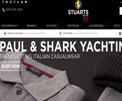 Stuarts London Discount Codes