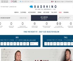 Badrhino Voucher Codes