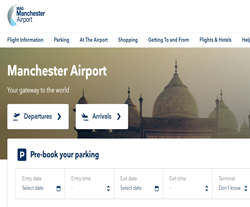 Manchester Airport Car Parking